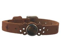 Cognac Armband WPCS-9093-0-S (2.50 cm)