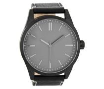 Timepieces Schwarz/Grau Uhr C7843 ( mm)