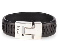 Herren Armband Black 24536-BRA-BLACK-L