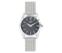 Tracy Silver/Black Uhr TR-02