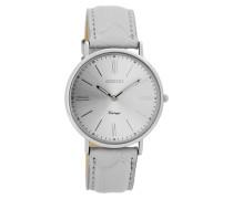 Vintage Uhr Grau C7718