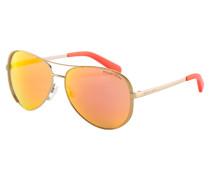 Chelsea Sonnenbrille Gold MK5004 10146Q