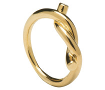 Essentials Noah Gold Ring AN01-078-14 (Größe )