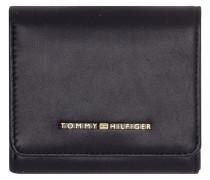 Leather Twist Tommy Navy Brieftasche Hoch AW0AW04115413
