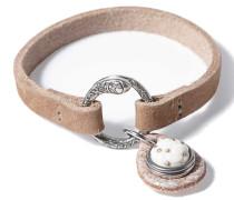 Petite Natural Chunk Armband WPMS-9080-92-M