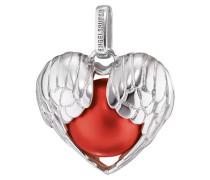 Flügel Herz Anhänger ERP-05-WINGHEART