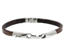Damen Armband Taupe 18295-BRA-TAUPE-S