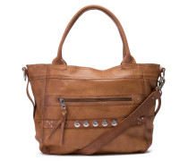 Original Bag Classic Mid Brown Shopper BCS-3003-02