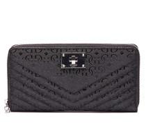 Halley Black Brieftasche SWSY67-80630-BLA