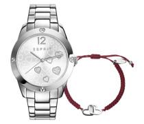Saint Valentine Uhr und armband giftset ES108872001
