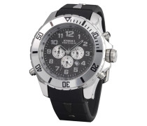 Chrono Silver Night Empire Collection Uhr KYC--003