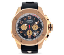 Rose Gold Port Collection Uhr KPR--001