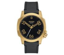 Ranger  Leather Gold Uhr A471513