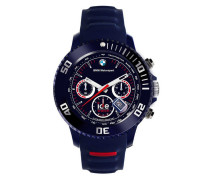 BMW Motorsport Blue Big Big Chrono Uhr BM.CH.DBE.BB.S.13
