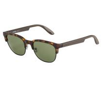 Sonnenbrille Havana Brown/Green 5034/S