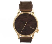 Winston Gold Wood Uhr KOM-W2021