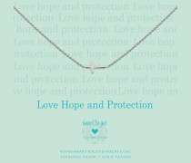 Love Hope And Protection Kette N11CRO11S-2