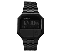 Re-Run All Black Uhr A158001