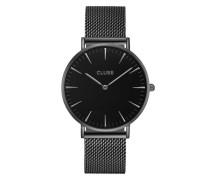 La Boheme Mesh Full Black Uhr CL18111
