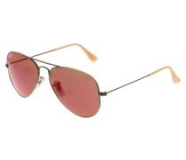 Aviator Sonnenbrille RB3025 58 167/2K