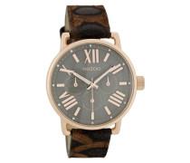 Timepieces Uhr Braun/Grau C7189
