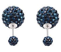 Double Dots Montana Crystal Ohrringe 11011