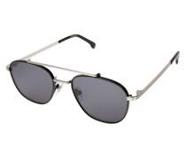 Crafted Alex Silver Black Sonnenbrille KOM-S3502