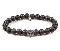Black Rocks Skull Armband 86013