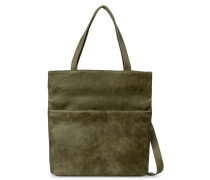 Core Medium Hand Buffed Leather Olive Crossbody 2620100097003-M