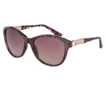 Sonnenbrille Dark Havana GU74515852F
