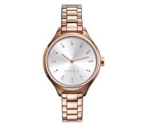Rose Gold Uhr ES109412003