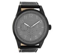 Timepieces Schwarz/Grau Uhr C8289 ( mm)