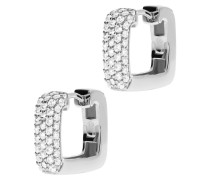 Pure Pave Silver Ohrringe EG3221040