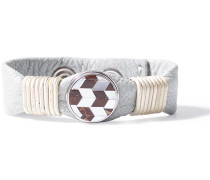 Wabi Sabi Harmony Light Grey Armband WBS-670-46
