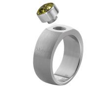Stainless Steel Ring Matt 8mm
