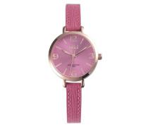 Jacky Coral Pink/Rose Gold Uhr JA-07