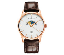 Classic Gents Moonphase Uhr 79010-37R-BIR