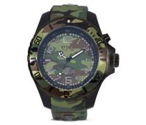 Camouflage Series Uhr CS-004- (mm)