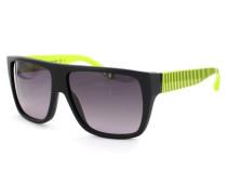 Sonnenbrille Black/Green MMJ287/S V0Q