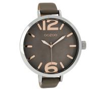Timepieces Taupe/Rosegold Uhr C7512