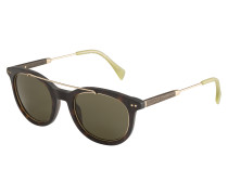 Sonnenbrille Havana Gold/Wood TH1348/S JU5