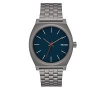 The Time Teller All Gunmetal/Dark Blue Uhr A045-2340