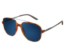 Maverick Sonnenbrille Matte/Shiny Black/Blue 119/S