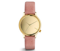 Estelle Mirror Gold Blush Uhr KOM-W2870