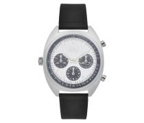 Maxwell Black/Silver Uhr MX-03