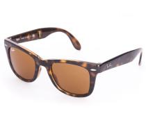 Folding Wayfarer Sonnenbrille RB4105 50 710