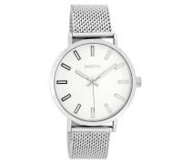 Timepieces Silber/Weiß Uhr C7950 ( mm)
