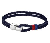 Urban Man Blue Armband LS1813-2-3