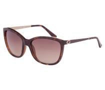 Sonnenbrille Dark Havana GU74445852F