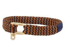Pegleg Pete Navy Ochre Armband P12-63333-M (Länge: 17.50-18.00 cm)